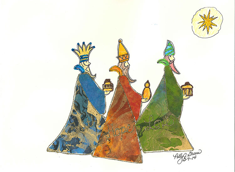 Polly Three Wise Men